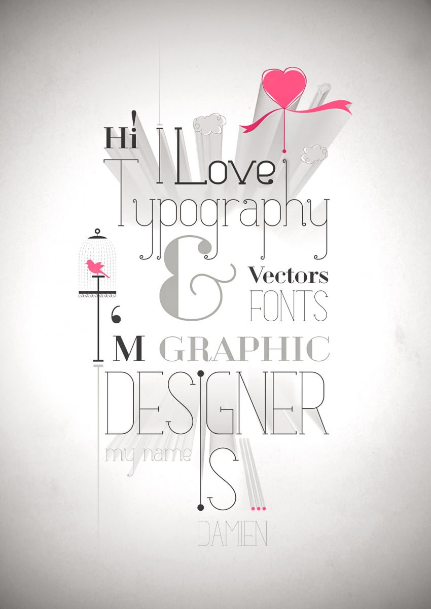 atelier typographique illustrator