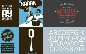 Typographies gratuites pour vos créations