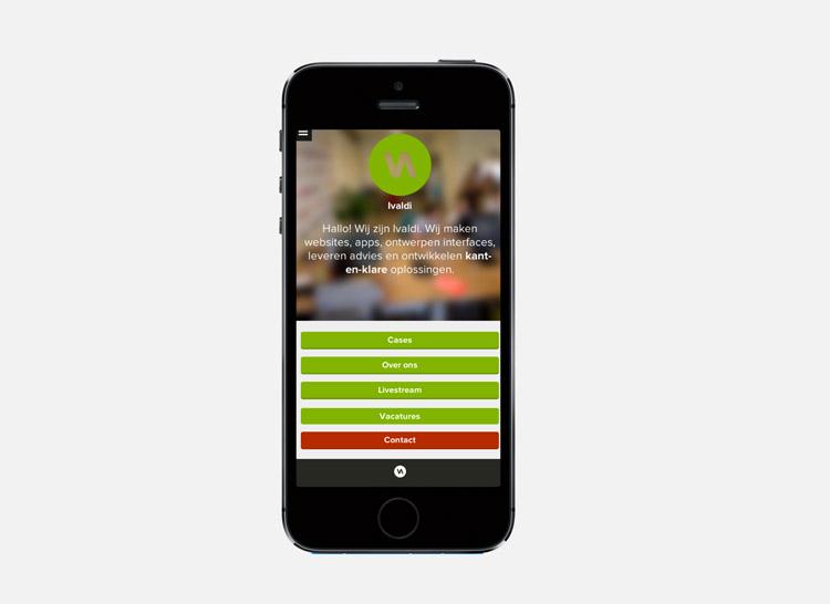 prezento plugin jquery iphone