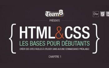 tuto HTML CSS les bases pour débutant