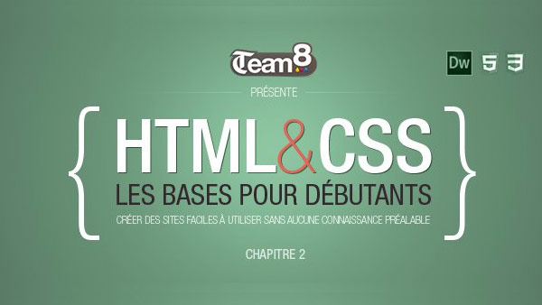 tuto HTML5 CSS3 les bases