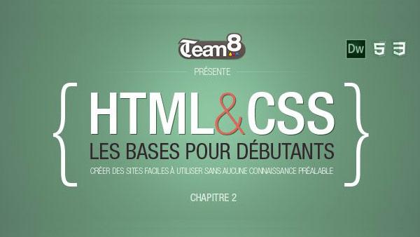 tutoriel html5 css3 les bases pour d u00e9butant