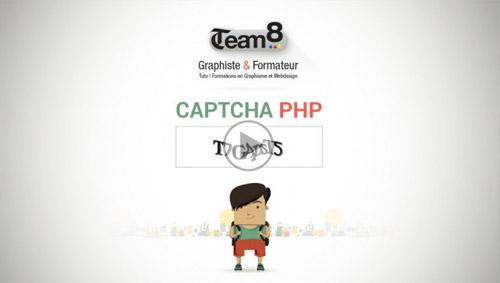 Tutoriel créer un captcha image avec PHP