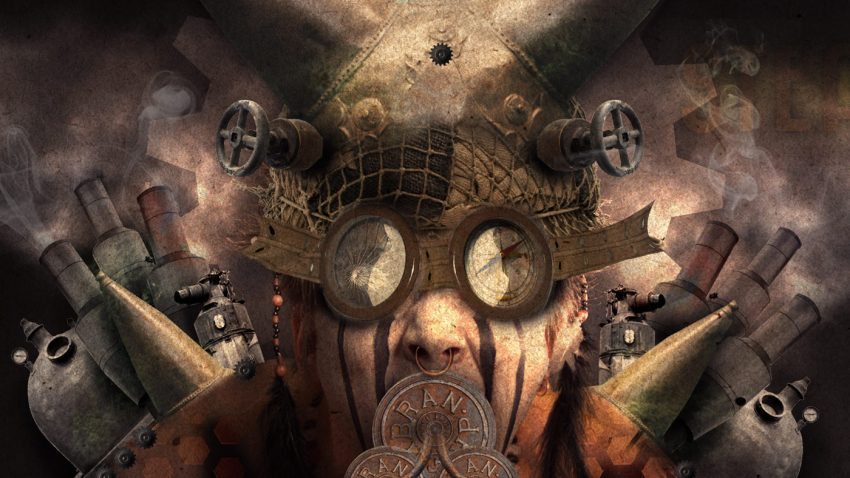 Tutoriel compositing steampunk