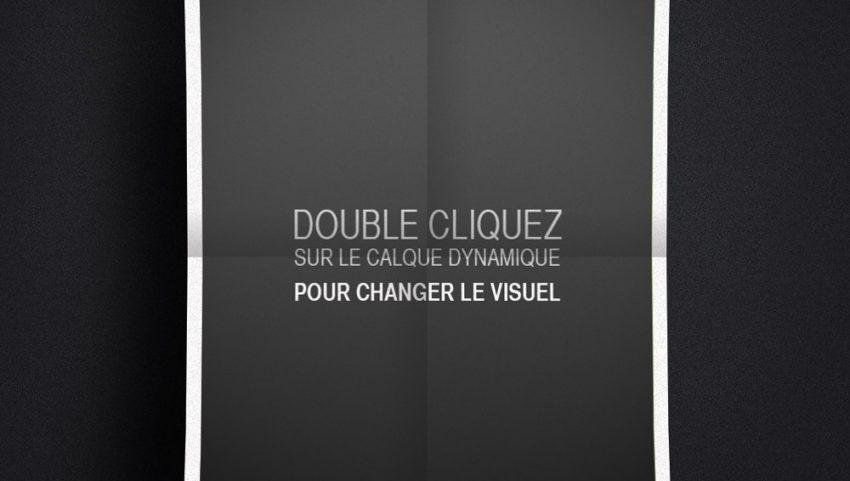 Tutoriel créer un mockup affiche avec Photoshop