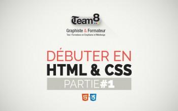 Tutoriel balises HTML - Débuter en HTML5 CSS3 partie 01