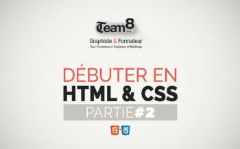 Tutoriel 1ère page Web - Débuter en HTML5 CSS3 partie 02