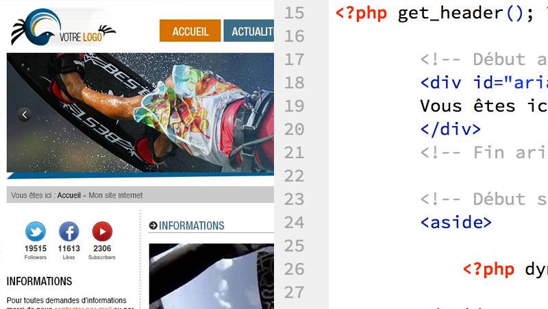 tuto développement Wordpress