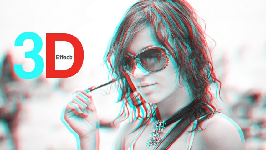 Tutoriel effet 3d anaglyphe sur vos images avec photoshop for Tuto architecte 3d