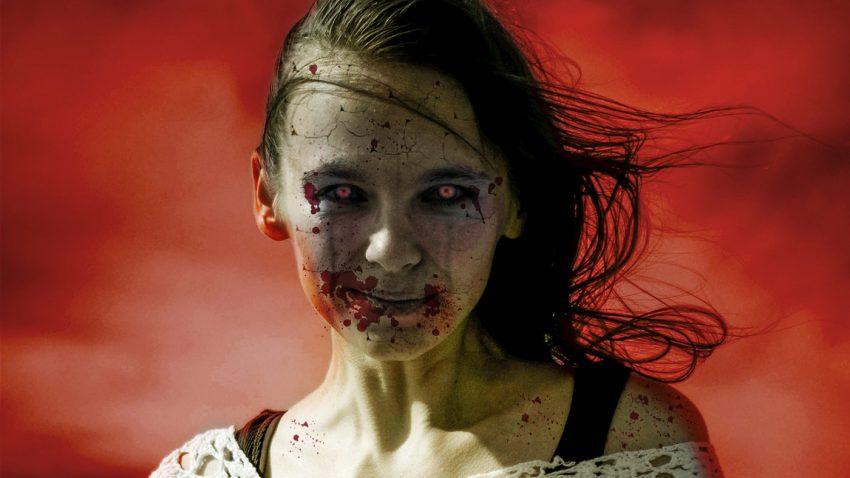Tutoriel maquillage zombie mort vivant