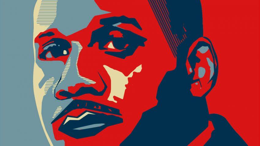 Tutoriel affiche hope façon Shepard Fairey