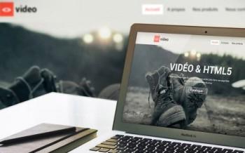 Tutoriel template Web design Photoshop et background vidéo