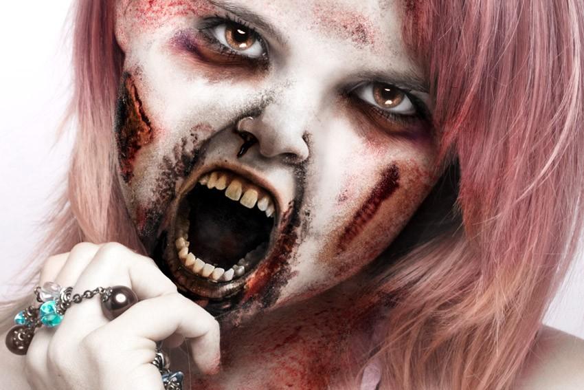 zoom zombie photoshop