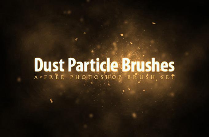 brushes particules