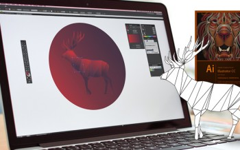 Tutoriel effet origami sur un logo / illustration avec illustrator