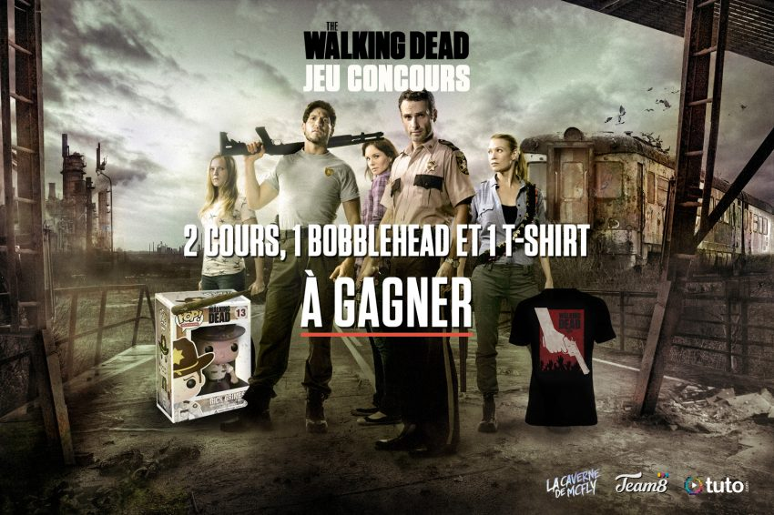 concours twd