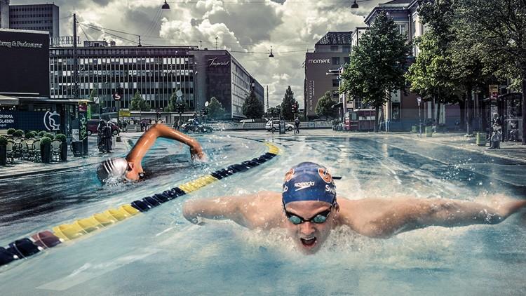 tuto compositing piscine