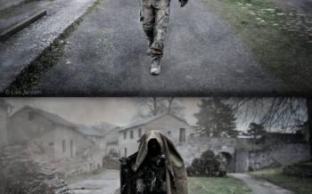 Soldat Désarmé - Exercice Photoshop