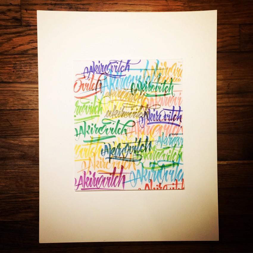 lettering akirovitch 05