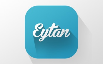 Logo design Eytan Luko by Fabien PANNIER