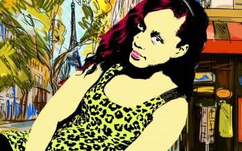 Création Pop Art avec Photoshop by latif malick