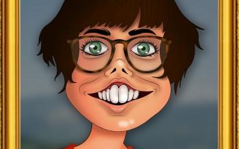 Petite caricature réalisée avec Photoshop by jonathan bieysse
