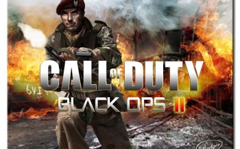 Compositing Call of Duty avec Photoshop by bernard falempe