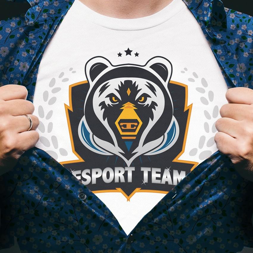 creer un logo pour une team