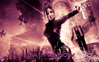 Compositing Saints Row by Jefferson Rosier