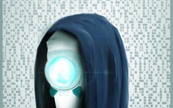 """Fan art de la série """"Mr.Robot"""""""