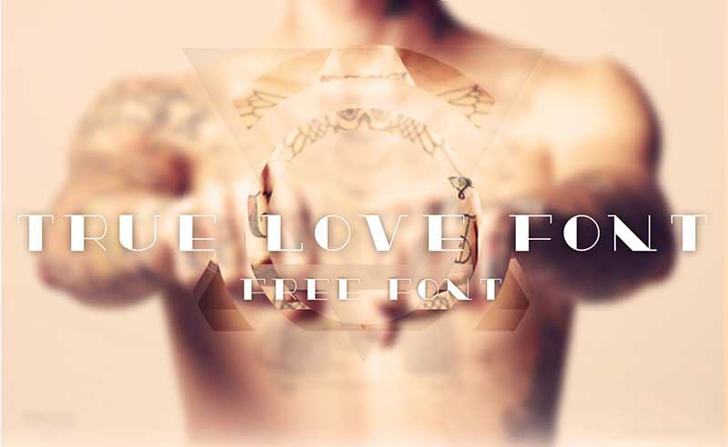 True Love Free Font