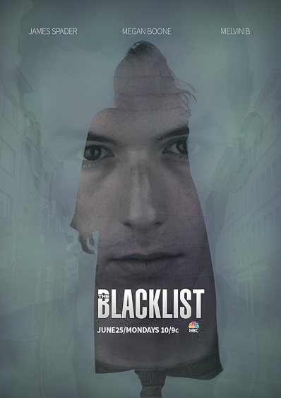 The Blacklist - Création Photoshop by JACQUES BERREHOUC