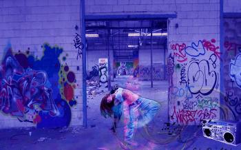 La danse dans la peau by celine terrasini