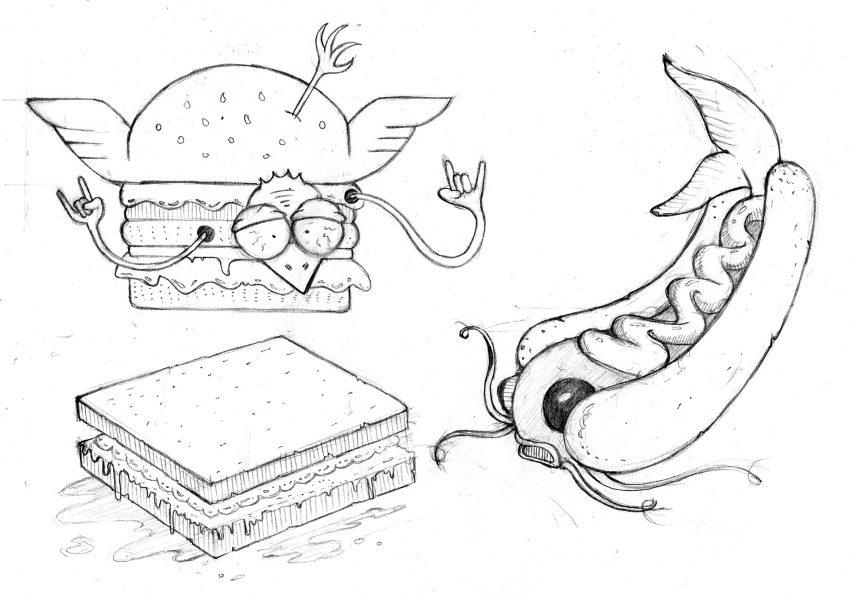dessins appli bibi