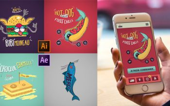 tuto application motion illustrator after effects