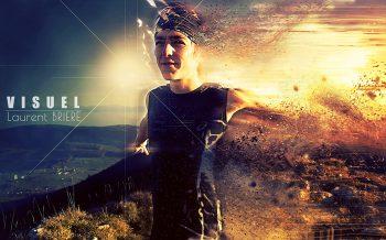Création d'une bannière Facebook avec Photoshop by Laurent BRIERE