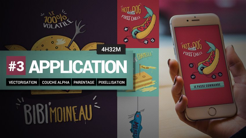 tuto pack application motion design