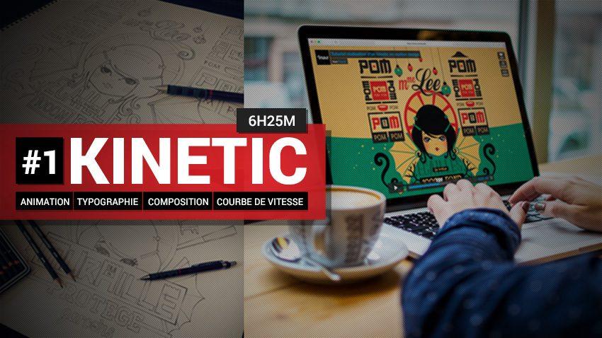 tuto pack kinetic motion design