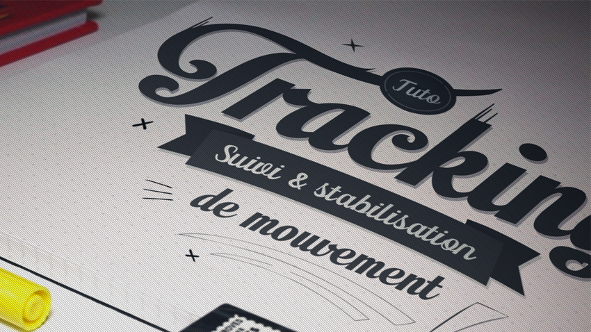 tuto tracking 2D en motion design