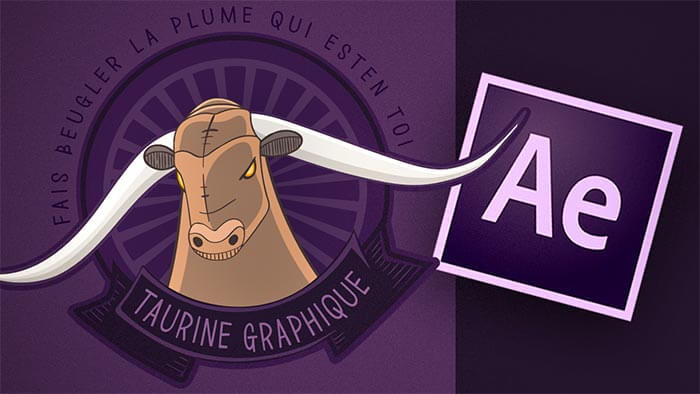 tuto animer un logo after effects