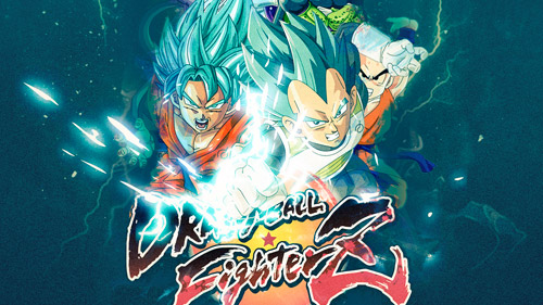 Tuto Affiche Dragon Ball FighterZ