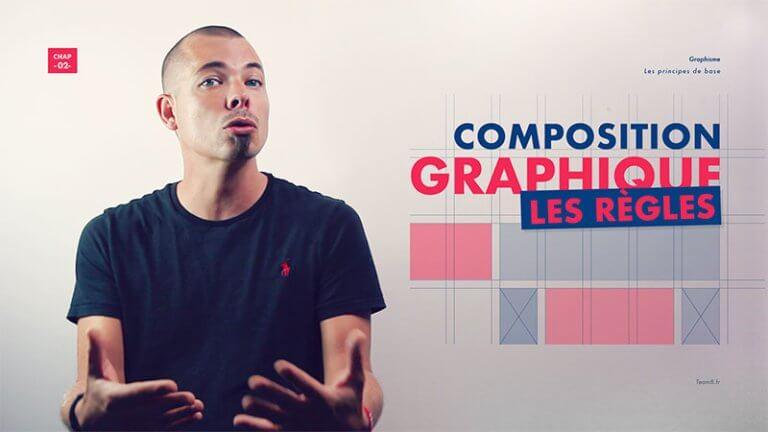 tuto regles composition graphique graphisme