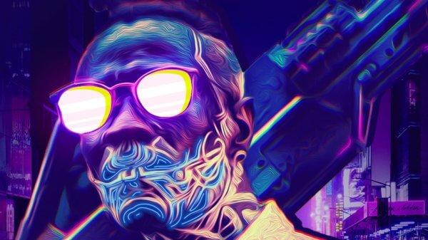 Comment créer un effet néon avec Photoshop 2021 ?