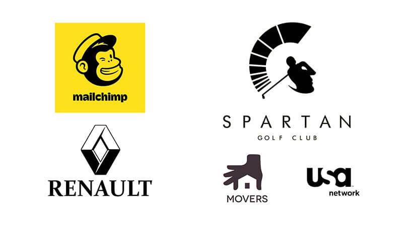 Exemples de logos fonctionnels