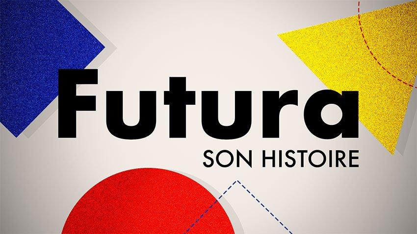 Futura, l'histoire étonnante d'une typographie pas comme les autres